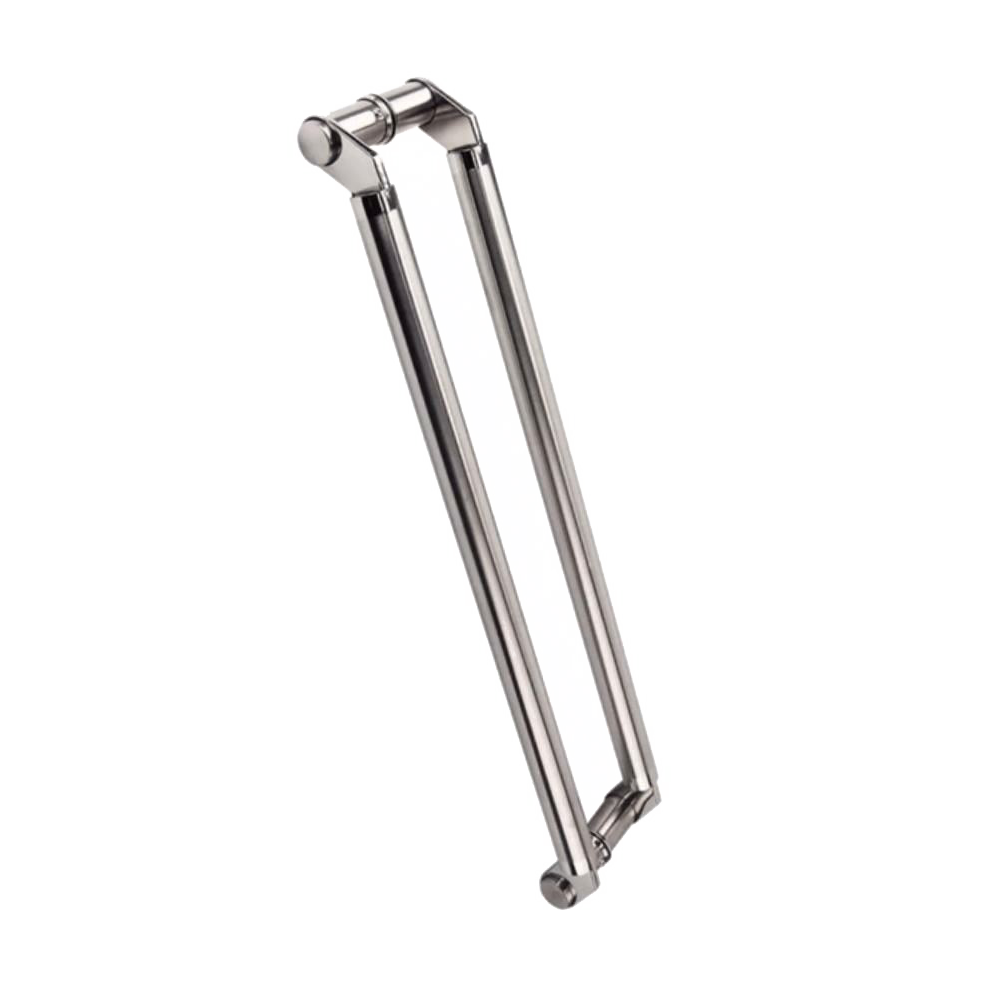 Long Pull Bar Handle Special Composite Door - HS-688 CURVED-V - HS Products