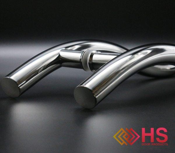 Long Pull Bar Handle Fairytale Composite Door - HS-721 FAIRY TALE - HS Products