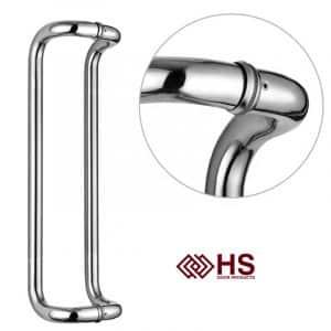 HS-662 CURVED-U – Door Handles